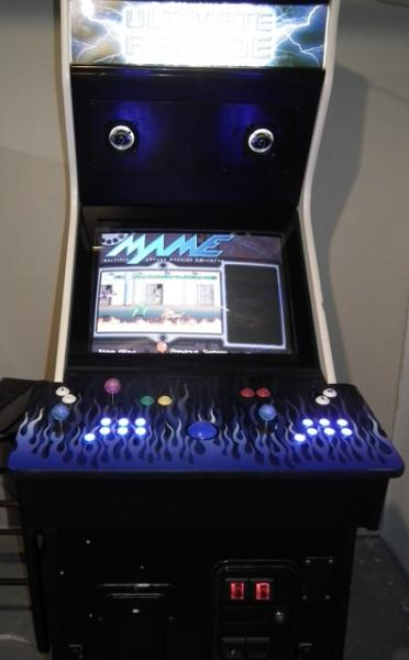 Golden Tee To Mame Cab Conversion Complete Cabinets And