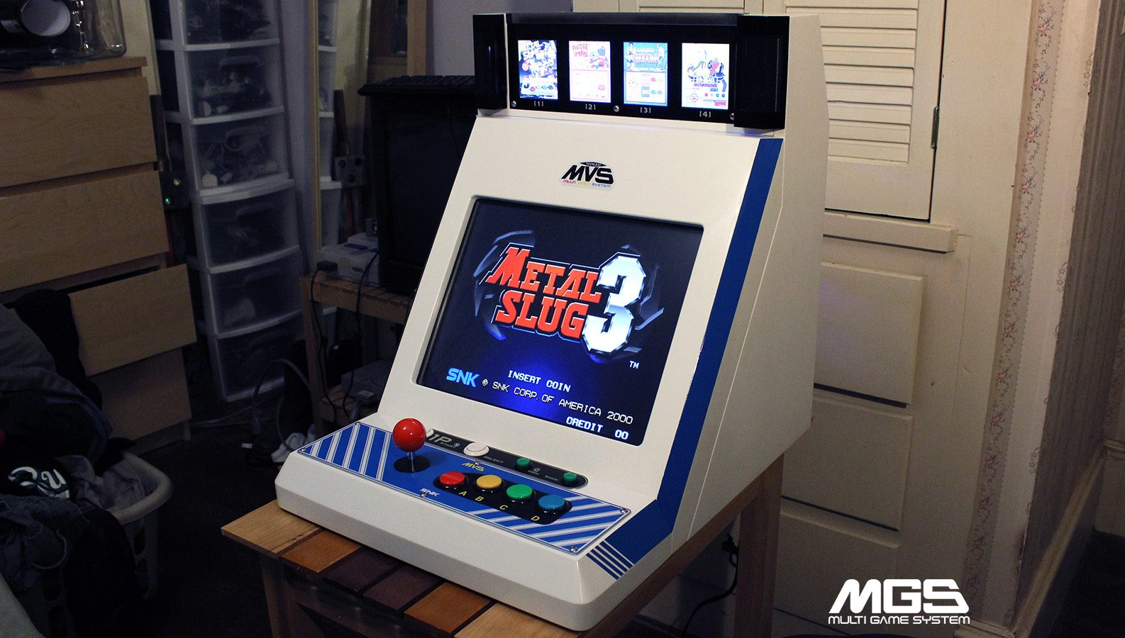 Candy Cabinet inspired bartops by Multi Game System - Cabinets and ...