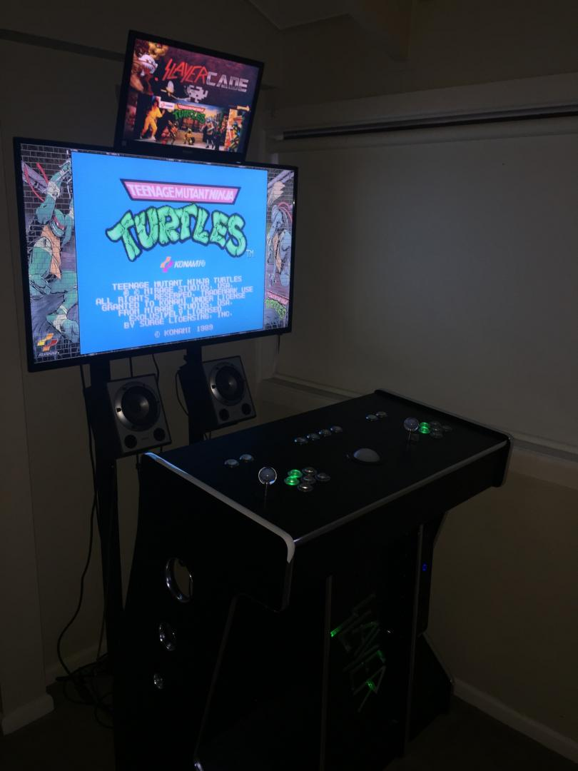 Arcade Pedestal Cabinet Cabinets And Projects