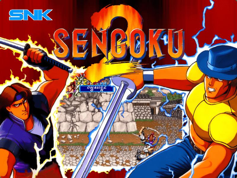Sengoku 2 / Sengoku Denshou 2 - sengoku2 (MAME) - Game
