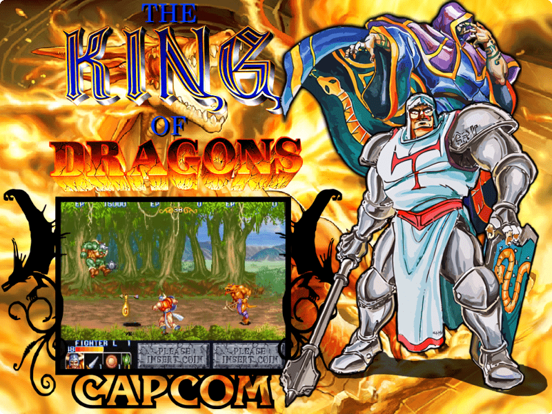 The King of Dragons PS2 TO PS4