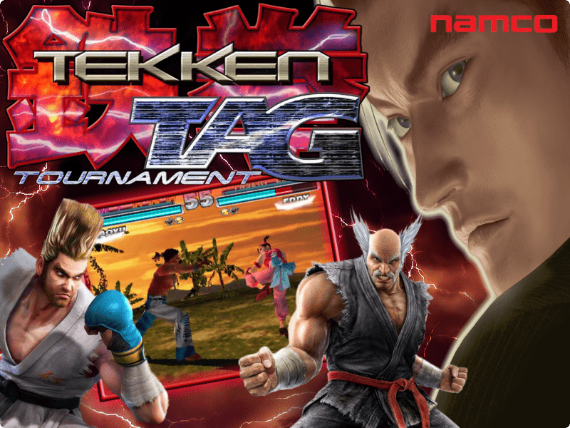 Tekken Tag Tournament (US) - tektagt (MAME) - Game Themes (4