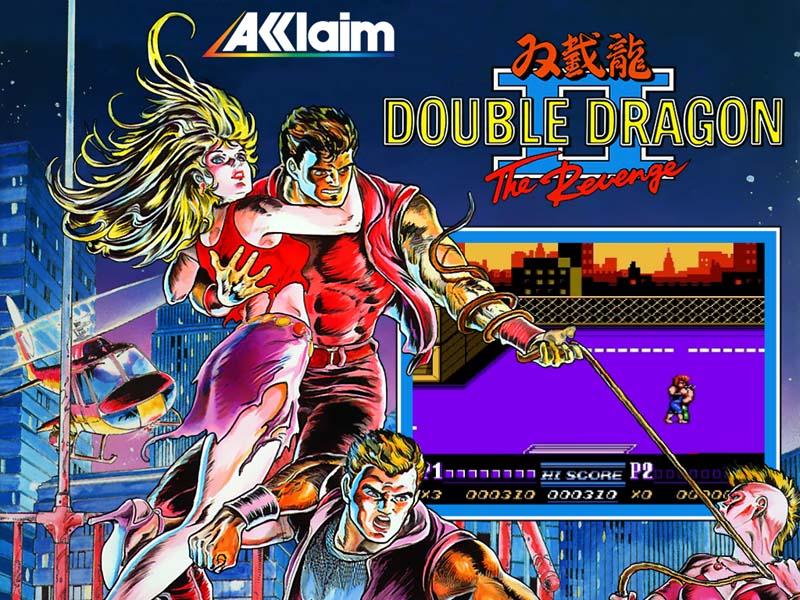 Double Dragon Ii The Revenge Usa Nes Game Themes