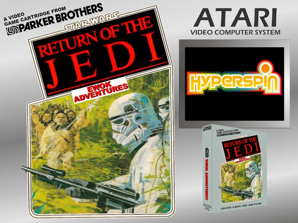 Star Wars - Return of the Jedi - Ewok Adventure (USA) (Proto