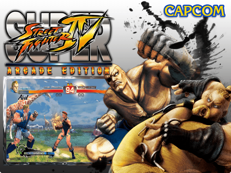 Super Street Fighter IV AE - (Taito Type X) - Game Themes (4