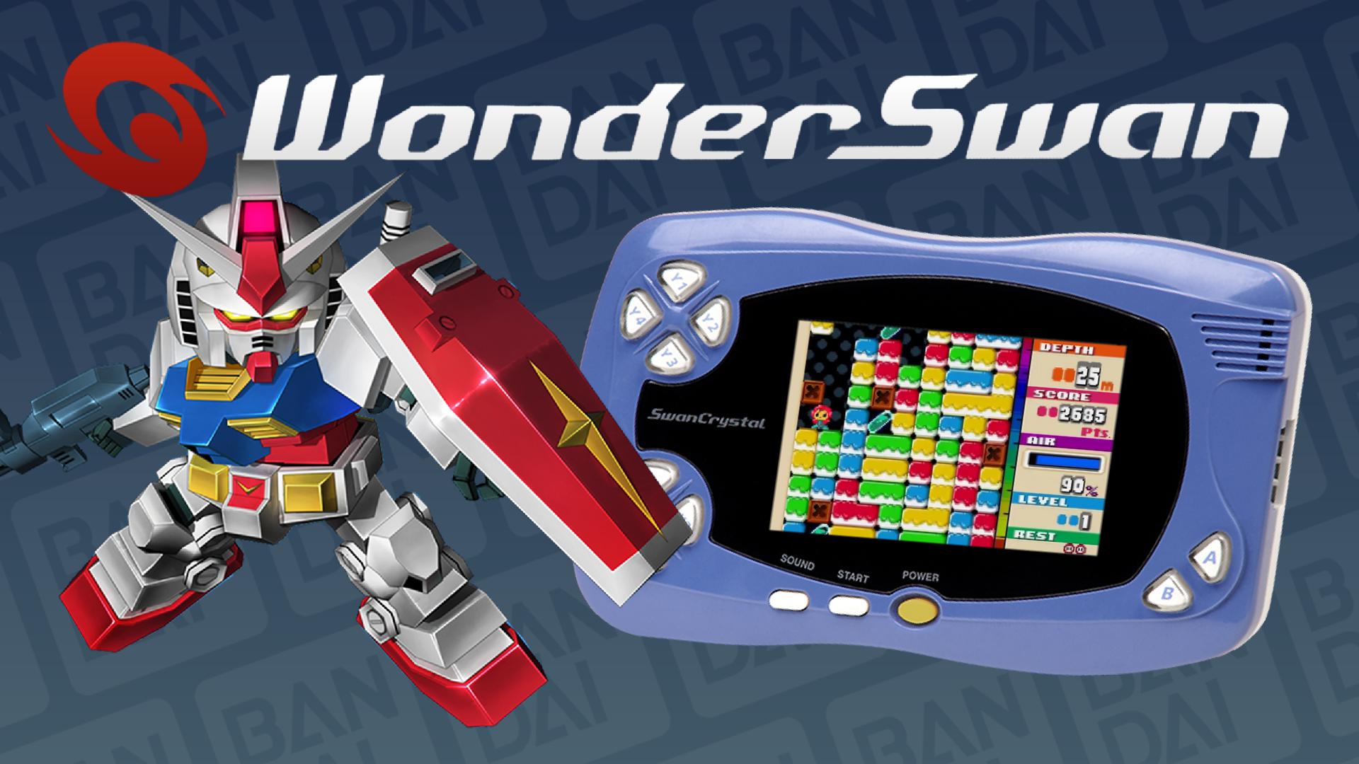 [7 Jogos Indispensáveis] - WonderSwam + Color 6f76c797752085a635538aca8699a6a8-bandai-wonderswan-color