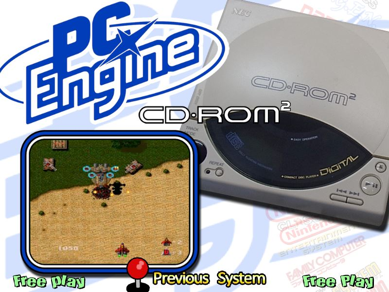 Pc Engine Cd Roms