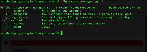 ROM/Database/Renaming tools - HyperSpin Forum