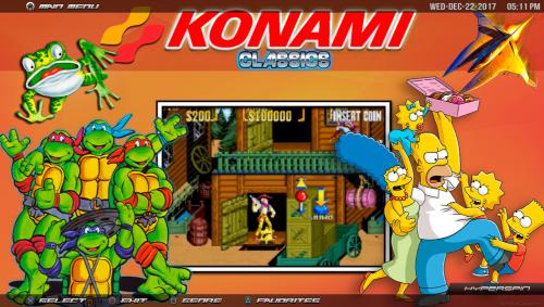 Resultado de imagen para konami classics
