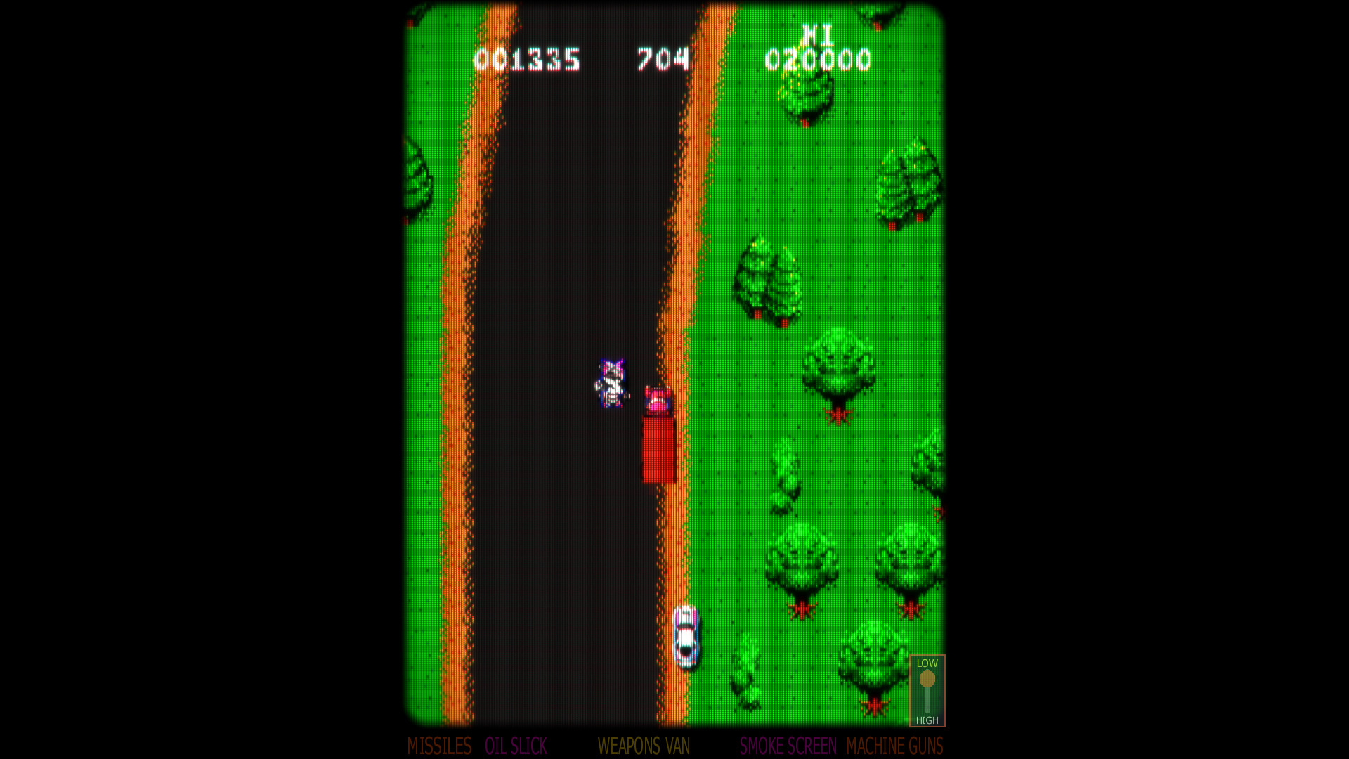 My MAME 0 172 HLSL settings - HyperSpin - HyperSpin Forum