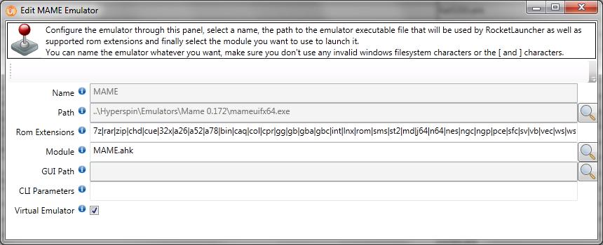MAME rom loading error (Solved) - HyperSpin - HyperSpin Forum