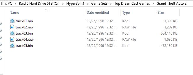 Dreamcast Naming - HyperSpin - HyperSpin Forum