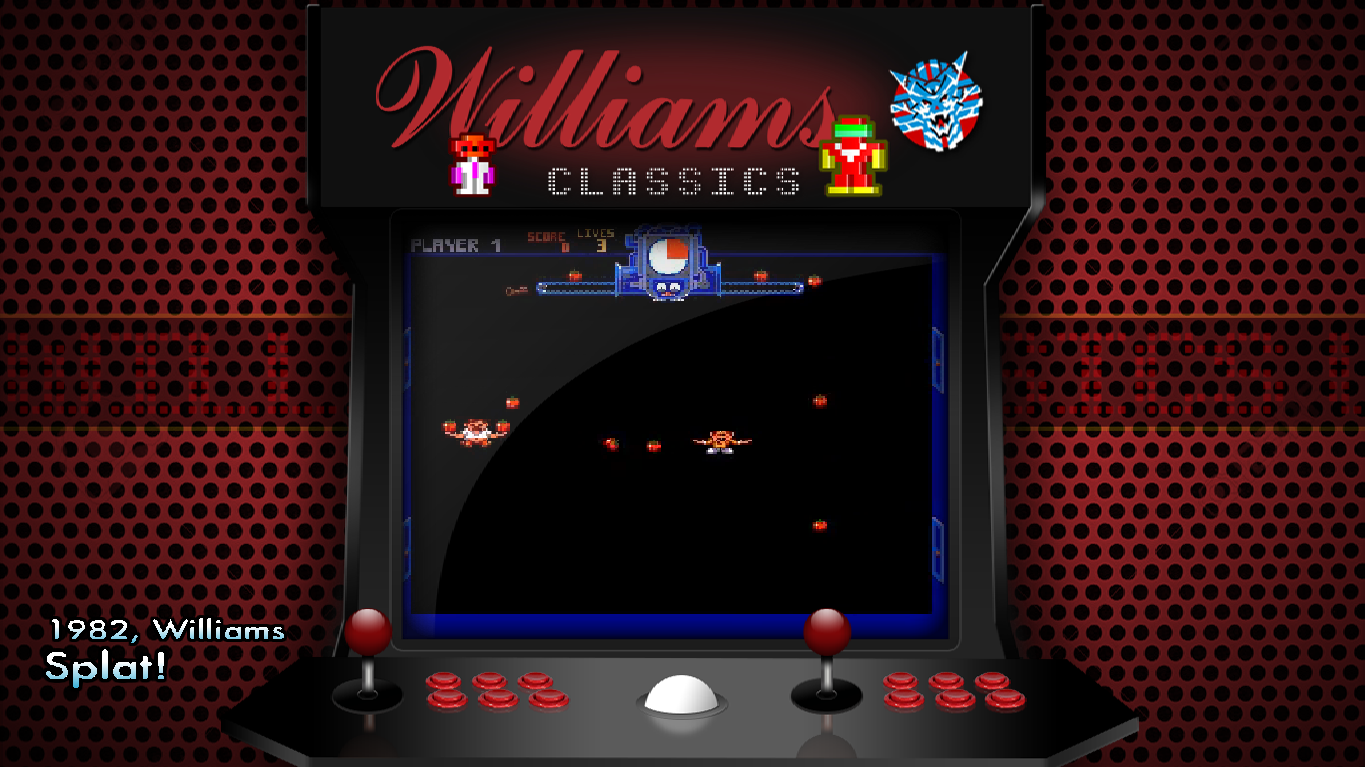 SOLVED]Williams Classics Pack - HyperSpin Android