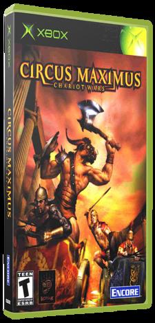 Circus Maximus - Chariot Wars (USA).png