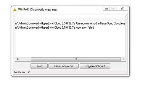 hypersync error.JPG